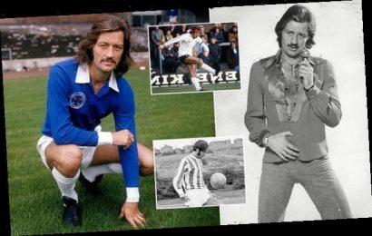 Farewell Frank… part rock star, part footballer