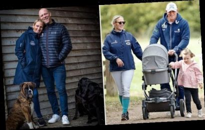 Zara Tindall gives birth to a baby boy!
