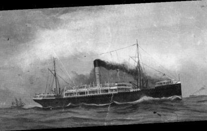 From the Archives, 1911: 122 missing as the Yongala sinks off Queensland