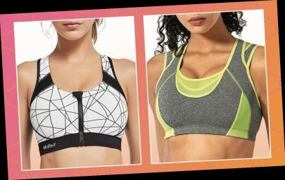 The 7 Best High-Impact Sports Bras For Large Breasts