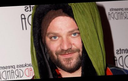 Bam Margera Hospitalized With Staph Infection From Tattoo: Pics