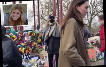 Kate Middleton pays tribute at Sarah Everard vigil because she 'remembers what it is like to walk alone in London'