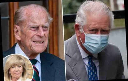 Prince Philip knows Charles is the right man to carry the royal family through Meghan and Harry crisis