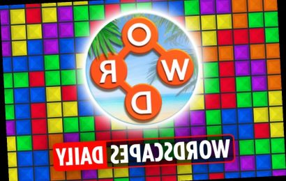 Wordscapes daily puzzle Friday March 12: What are the answers today?