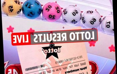 Lotto results LIVE: National Lottery numbers and Thunderball draw tonight, March 20, 2021