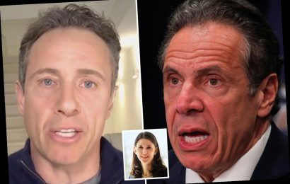 Gov Cuomo 'ordered top NY officials to give preferential Covid testing to CNN host brother Chris and their mom and sis'