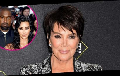 Kris Jenner Says Kim K. Is Staying 'Really Busy' Amid 'Tough' Kanye Divorce