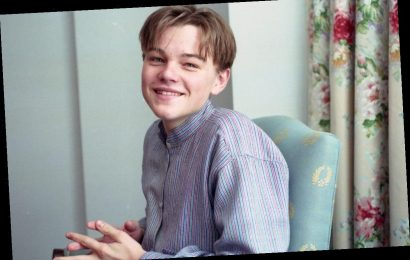 Leonardo DiCaprio Was So Nervous On His First Date, He 'Couldn't Even Look Her In the Eye'