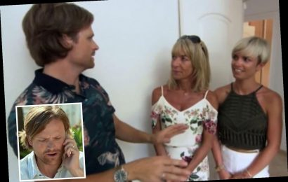 A Place in the Sun's Ben Hillman left open-mouthed as guest compares property to prison cell
