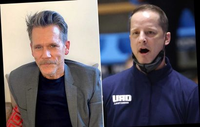 Oral Roberts coach Paul Mills nearly fought Kevin Bacon in Vegas barbershop