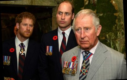 Charles 'wanted to issue point-by-point rebuttal' to Meghan Markle and Harry's Oprah interview – but 'Queen vetoed it'