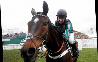 Altior OUT of Champion Chase at Cheltenham Festival as Nicky Henderson reports 'bitter blow' for star