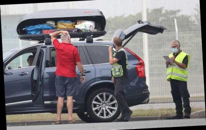 Holiday drivers could face £2000 fine if they don't lock their car boot in Priti Patel's illegal migrant crackdown