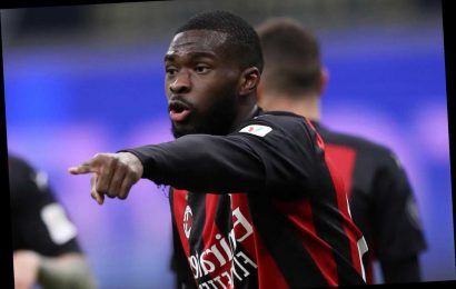 Chelsea loanee Tomori 'happy' at AC Milan after Maldini praise and says 'the weather is good and the food is better'