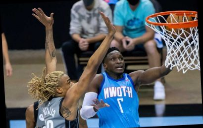 Victor Oladipo still in play as Knicks weigh possible trade deadline move
