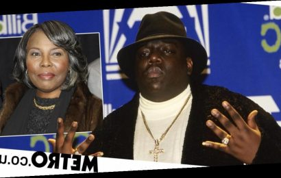 Notorious B.I.G.'s mum threw out his crack thinking it was mash potato