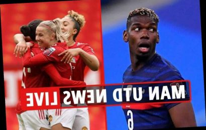 Man Utd women win at Old Trafford for first time, Juventus want Pogba in SWAP deal, Lingard contract – transfer LATEST