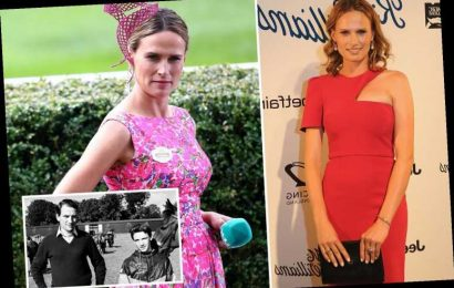 Stunning ITV Racing presenter Francesca Cumani swooned over Frankie Dettori growing up and is self-confessed 'nerd'