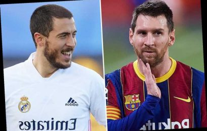Barcelona ordered to make huge salary cuts with wages capped at £300m while Real Madrid can INCREASE theirs to £409m