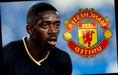Man Utd 'in contact' with Ousmane Dembele and 'preparing summer transfer bid for Barcelona star after telling him plans'