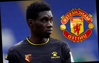 Man Utd were 'extremely close' to Ismaila Sarr transfer before £40m move collapsed in summer, confirms ex-Watford chief