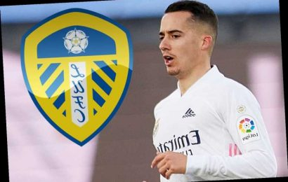 Leeds join Tottenham and AC Milan in Lucas Vazquez transfer race with Real Madrid star available for FREE in summer