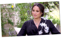 "Meghan Markle Says It's ""Liberating"" To Be Able To Speak Her Mind In Latest Clip From CBS's Oprah Winfrey Interview"
