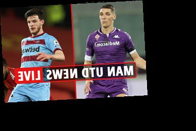 4pm Man Utd transfer news LIVE: Rice on 'incredible' Milan win, Milenkovic 'impressive offer', Granada draw reaction