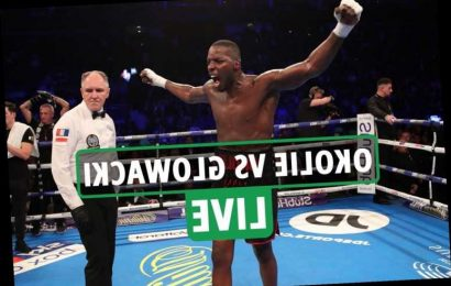 Okolie vs Glowacki LIVE RESULTS: The Sauce WINS WBO world title with stunning sixth round KO – latest reaction
