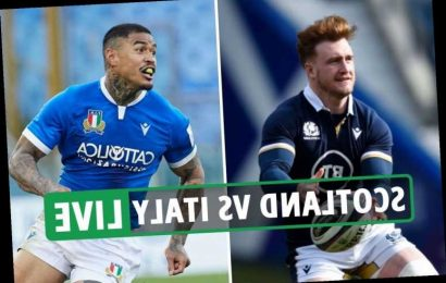 Scotland vs Italy rugby: Kick-off time, TV channel, live stream free, teams for Six Nations fixture