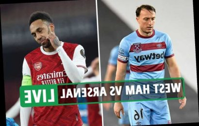 West Ham vs Arsenal: Live stream, TV channel, kick-off time, team news for Premier League London derby TODAY