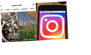 Here's How To Search Filters On Instagram Story For All The AR Fun