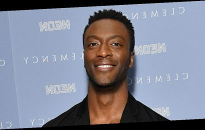 Aldis Hodge Shows Off Ripped Body As He Prepares For 'Black Adam' Filming