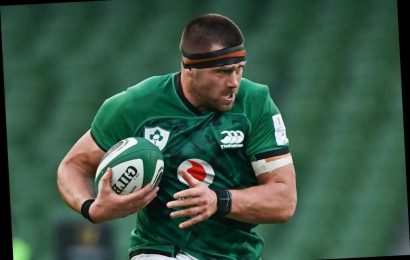 Ireland's Six Nations star CJ Stander announces shock retirement from rugby at the end of the season aged 30