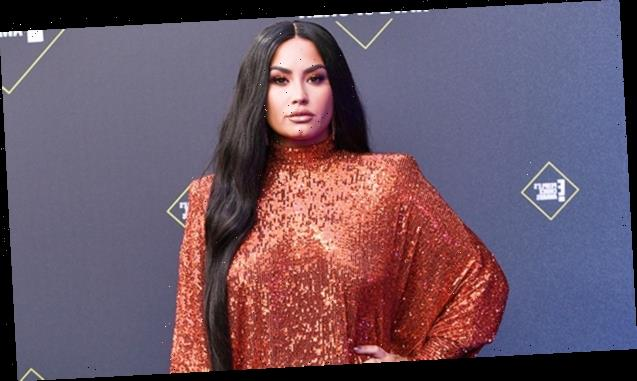 Demi Lovato Reveals 'Accidental' Weight Loss After Ditching 'Diet Culture': 'I Feel Full' – Watch