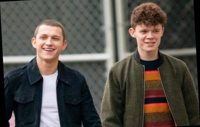 Tom Holland Has a Wild Plan to Put His Brother in Every Movie He Makes