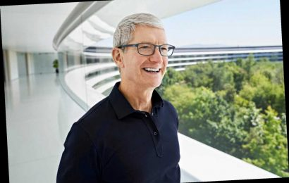 Apple CEO Tim Cook Expects a Post-Pandemic Return to the Office: 'I Can't Wait'