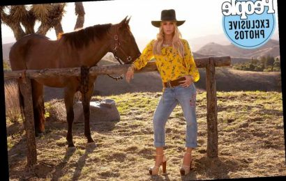 Jessica Simpson Says She's 'Ready to Get Back Into Some Denim' as She Launches Spring 2021 Campaign