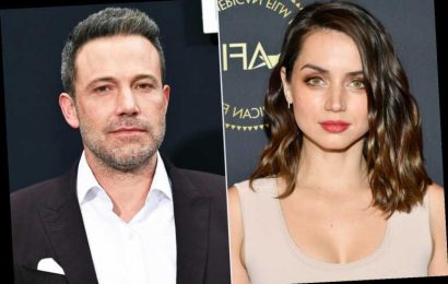 Ana de Armas Seemingly Addresses Speculation She Is Back with Ben Affleck: 'Nope'
