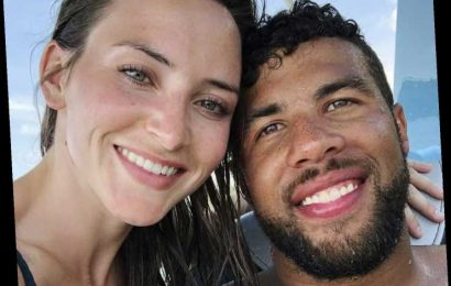 Bubba Wallace Will Miss 'Time at Home' with Longtime Girlfriend and Puppy as NASCAR Season Picks Up