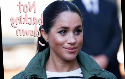 Meghan Markle Thinks Pressure To Postpone Oprah Interview Is An Attempt To Keep Her 'Muzzled'