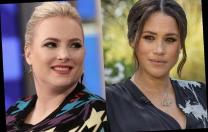 'The View': Meghan McCain Weighs in on Meghan Markle's Suicidal Thoughts Revelation