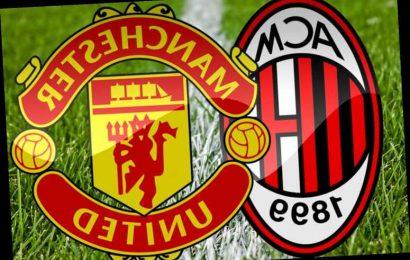 AC Milan vs Man Utd betting offers: Claim £20 risk free bet on Europa League clash PLUS 56/1 Paddy Power bet builder