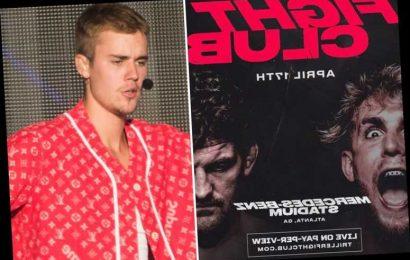 Jake Paul vs Ben Askren fight to be filmed 'cinematic style, like Stranger Things meets Tarantino' with Bieber music