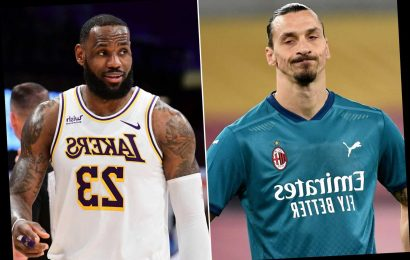 Zlatan doubles down: LeBron James, athletes shouldn't 'do politics'