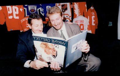 Walter Gretzky, father of NHL star Wayne Gretzky, dies at 82