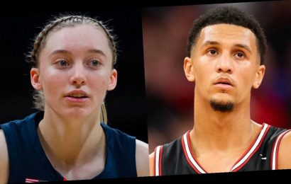 Gonzaga's Jalen Suggs drew inspiration from chat with UConn star Paige Bueckers before win