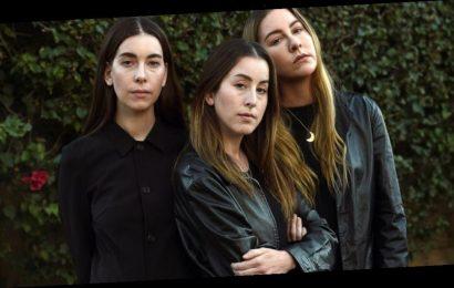 At the Grammys, sister trio HAIM makes rock 'n' roll history