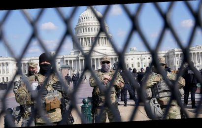 US Capitol Police officer suspended after anti-Semitic document found near work area