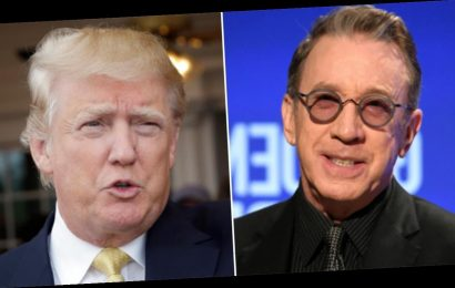 Tim Allen says he 'liked' that President Trump 'pissed people off'